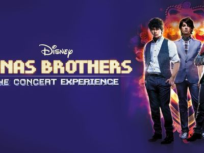 watch Jonas Brothers: The Concert Experience streaming