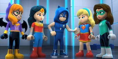 LEGO DC Super Hero Girls : Le Collège Des Super-Méchants en streaming