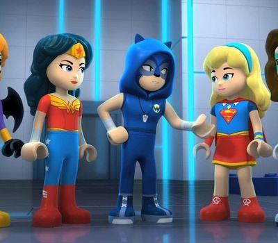 LEGO DC Super Hero Girls: Super-Villain High online