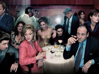 watch The Sopranos streaming