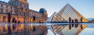 Le Louvre, un musée pharaonique online
