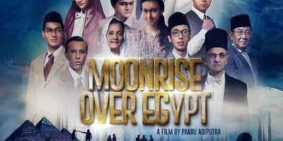 Moonrise Over Egypt en streaming