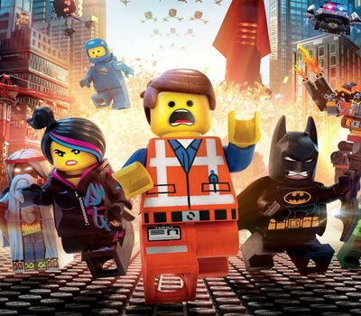 The Lego Movie online