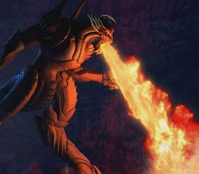 Firebreather online