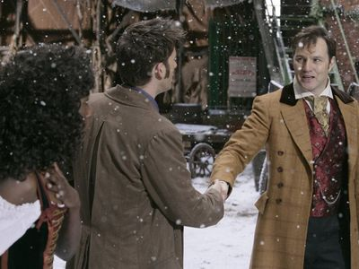 watch Doctor Who: The Next Doctor streaming