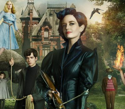 Miss Peregrine's Home for Peculiar Children online