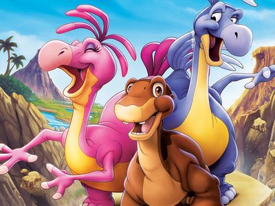 watch The Land Before Time XIII: The Wisdom of Friends streaming