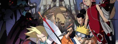 Naruto Film 2 : La Légende de la Pierre de Guelel online