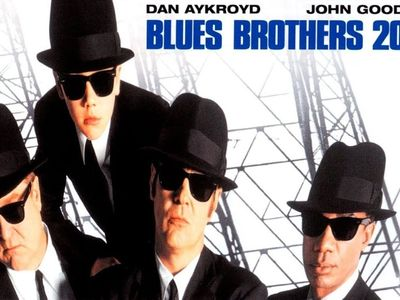 watch Blues Brothers 2000 streaming