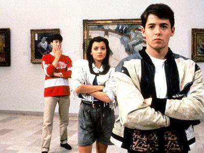 watch Ferris Bueller's Day Off streaming