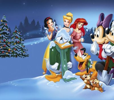 Mickey's Magical Christmas: Snowed in at the House of Mouse online