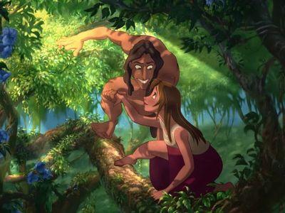 watch Tarzan streaming