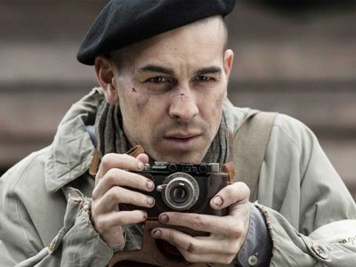 watch The Photographer of Mauthausen streaming