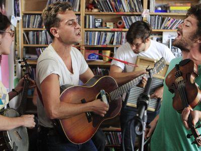 watch NPR Tiny Desk Concerts streaming