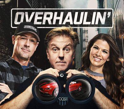 Overhaulin' online
