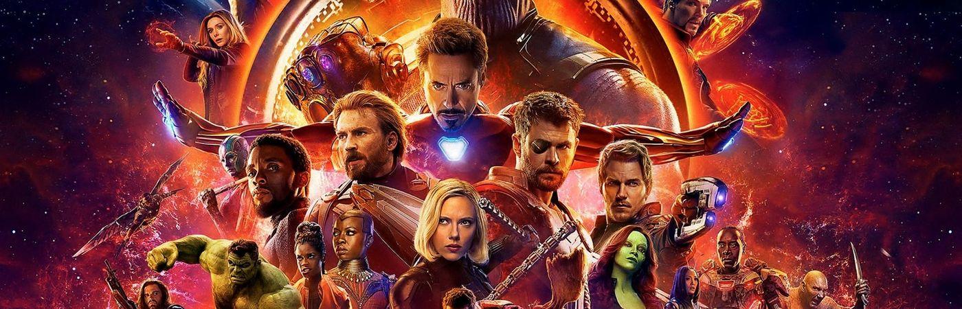 Voir film Avengers : Infinity War en streaming