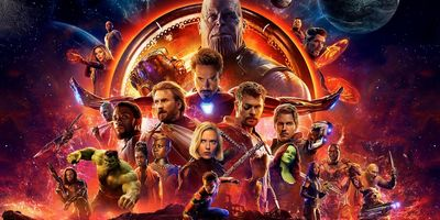 Avengers : Infinity War STREAMING