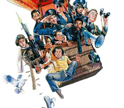 Police Academy 4: Citizens on Patrol online