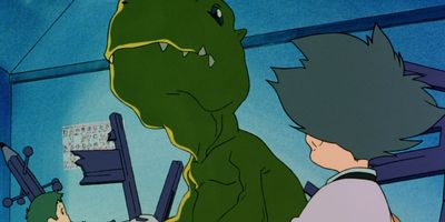 Digimon, le film STREAMING
