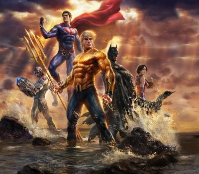Justice League: Throne of Atlantis online