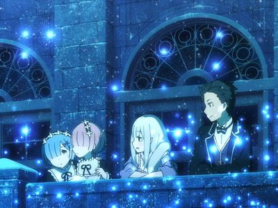 watch Re:ZERO -Starting Life in Another World-: Memory Snow streaming