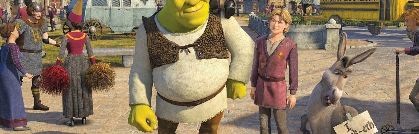 Voir film Shrek le troisième en streaming