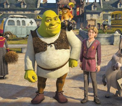 Shrek the Third online