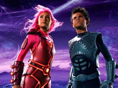 watch The Adventures of Sharkboy and Lavagirl streaming