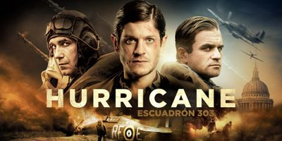 Hurricane - Bataille d'Angleterre en streaming