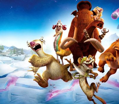 Ice Age: Collision Course online