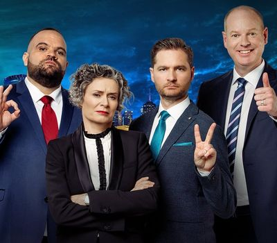 The Weekly with Charlie Pickering online