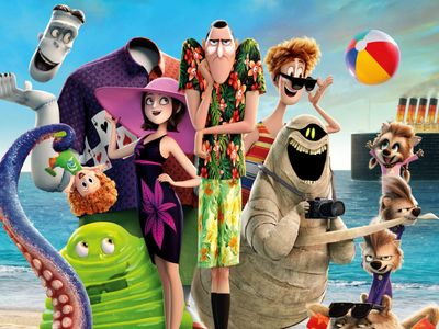 watch Hotel Transylvania 3: Summer Vacation streaming