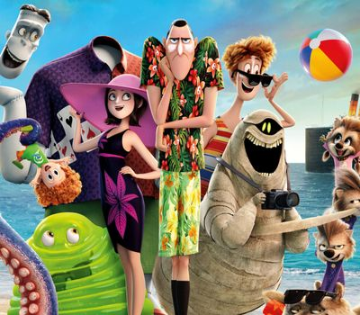 Hotel Transylvania 3: Summer Vacation online