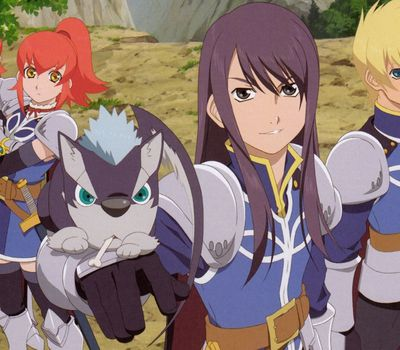 Tales of Vesperia: The First Strike online