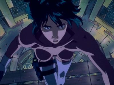 watch Ghost in the Shell streaming
