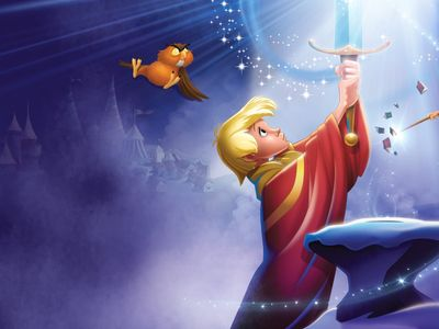 watch The Sword in the Stone streaming