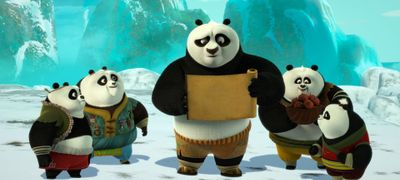 Kung Fu Panda : The Paws of Destiny