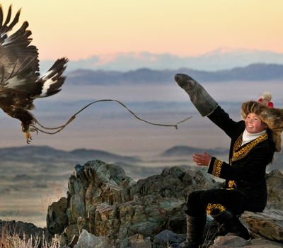 The Eagle Huntress online