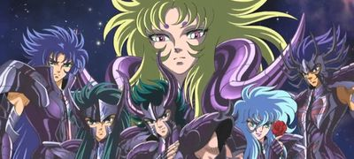 Saint Seiya - The Hades Chapter