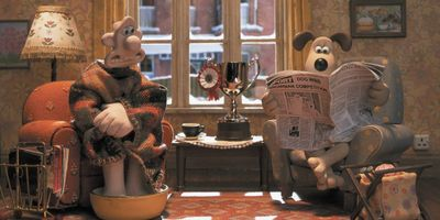 Wallace & Gromit : Cracking Contraptions STREAMING