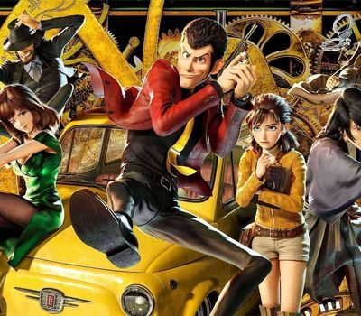 Lupin the 3rd: The First online