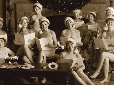 watch Calendar Girls streaming