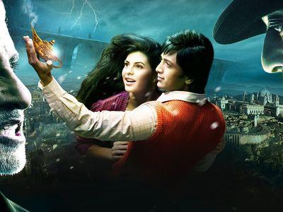 watch Aladin streaming