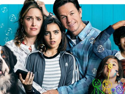 watch Instant Family streaming
