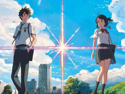 watch Your Name. streaming