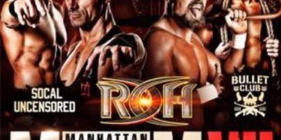 ROH Manhattan Mayhem VII STREAMING