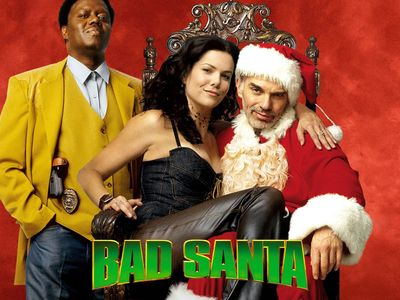 watch Bad Santa streaming