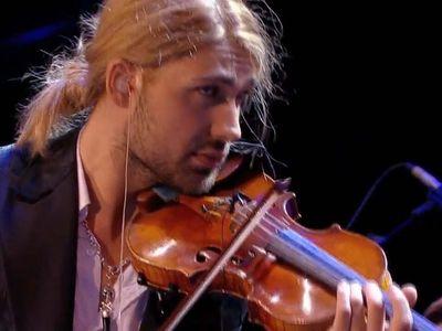 watch David Garrett: Rock Symphonies streaming