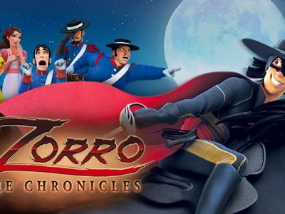 watch Zorro the Chronicles streaming