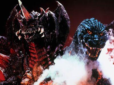 watch Godzilla vs. Destoroyah streaming